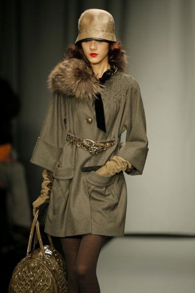 Milan Fashion Week Fall/Winter 2007 - Maurizio Pecoraro - Runway