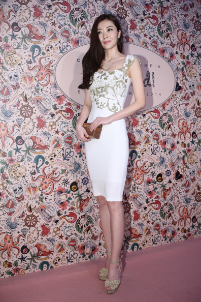 Lynn Hung visits Taipei