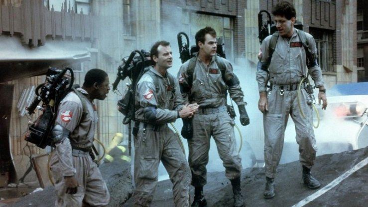 80 90 yapimi Bilim Kurgu Filmleri ghostbusters