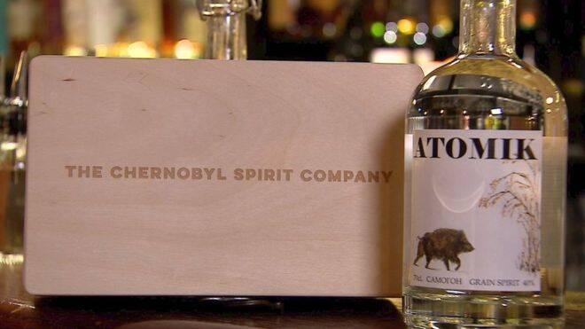 chernobyl spirit company vodka