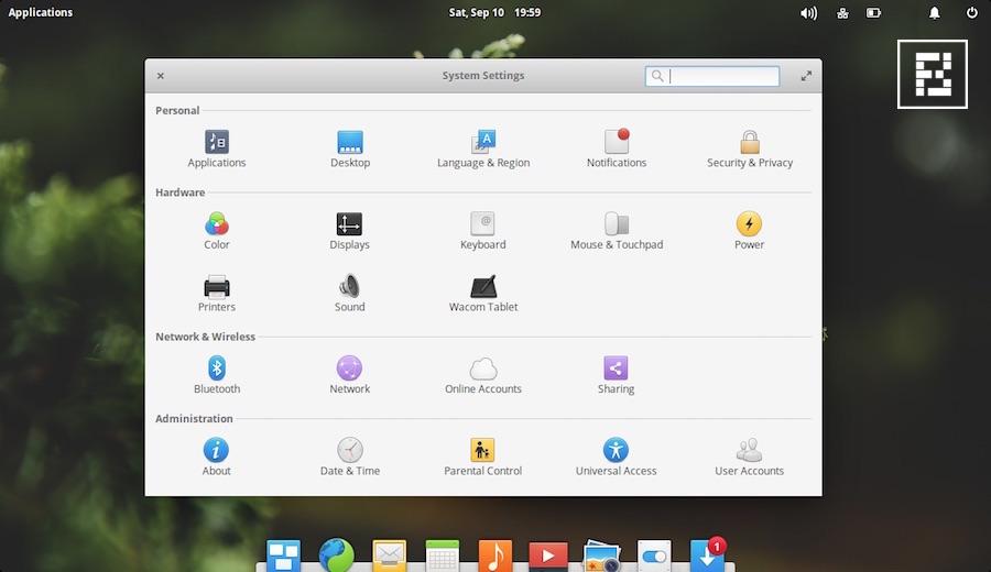 En İyi Linux Dağıtımları - Elementary Os