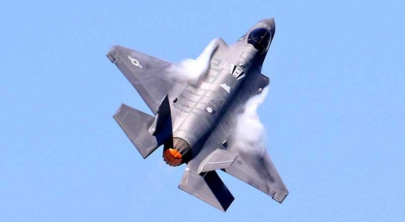 en iyi 5 savas ucagi F 35 Lightning II