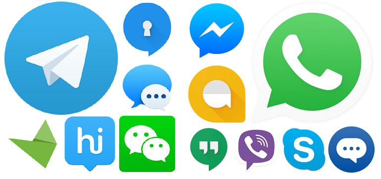 whatsapp alternatifi mesajlasma uygulamalari
